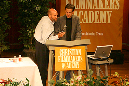 CFA Speakers Geoff Botkin and his son Isaac