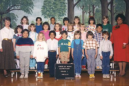 First Grade Class of '87