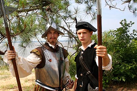 Joshua & Samuel — Gentlemen Adventurers