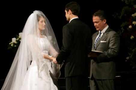 I, Melissa Lauren Keen, do covenant before God and man...
