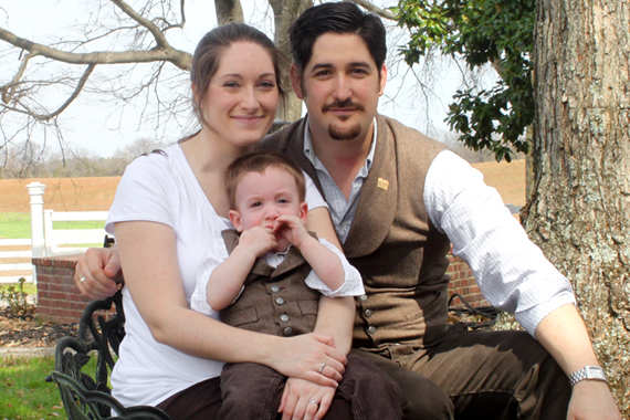 Family Shot at Rippavilla