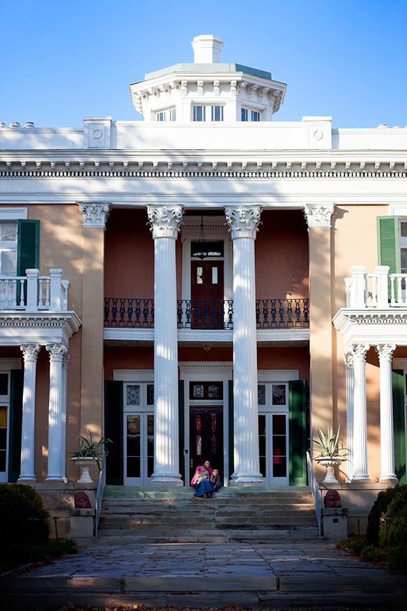 The Lovely, Antebellum Belmont Mansion