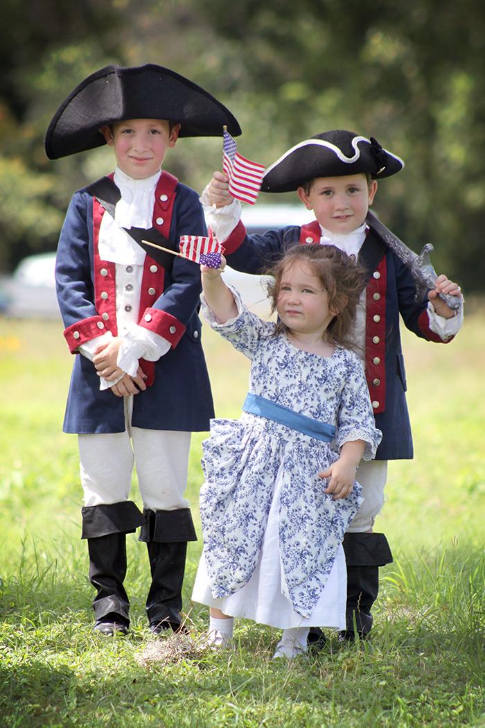 George, Martha and Paul