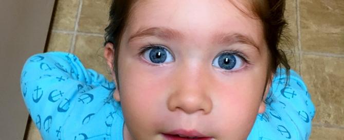 Shiloh Faith Blue Eyes Turley
